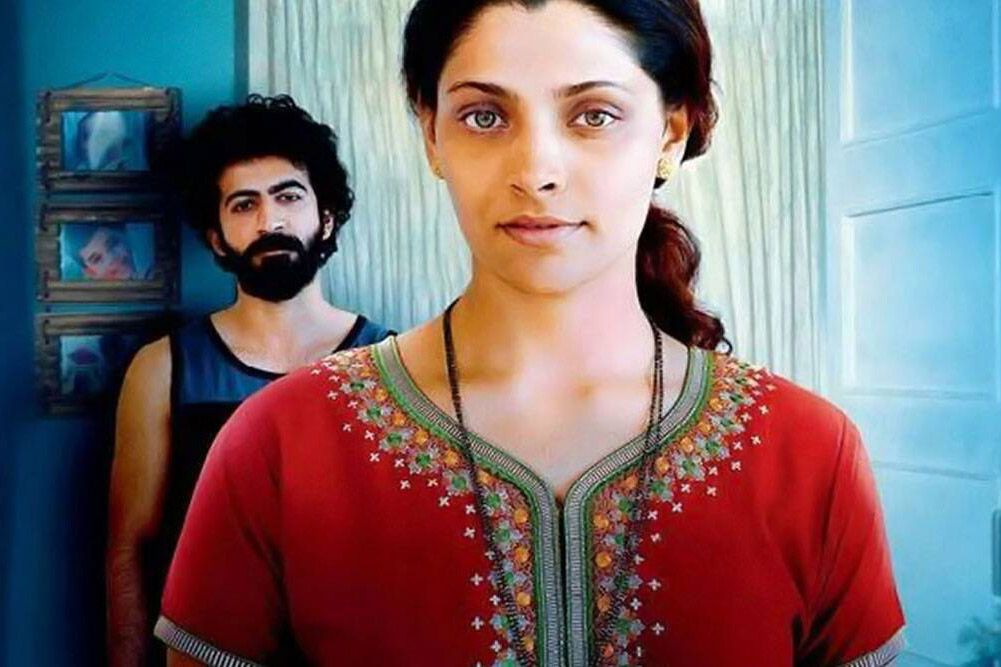 Beautiful cricketer and actor Saiyami Kher and Malayalee actor Roshan in Netflix's Choked by Anurag Kashyap.