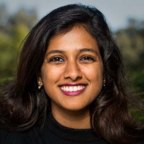 Indian-American Medha Raj has been named digital chief of staff for Joe Biden's presidential campaign. Photo courtesy: LinkedIn/Medha Raj