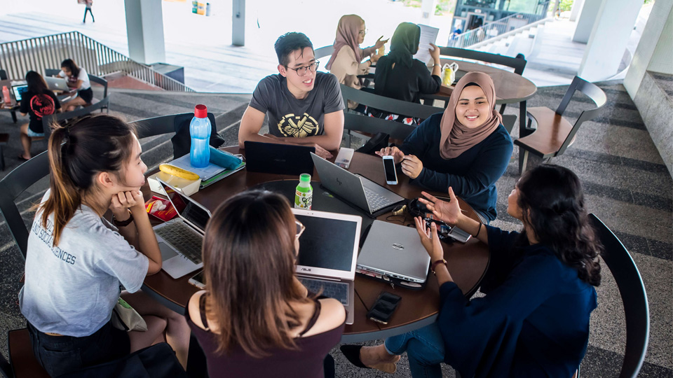 Ten new Cross-disciplinary Degree Programmes, to be introduced in Academic Year 2021/2022, will give students the flexibility to pursue programmes across disciplines. Photo courtesy: NUS