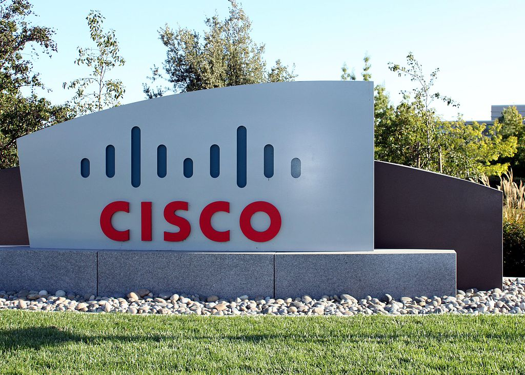 The California state government has filed a lawsuit against tech conglomerate Cisco Systems. Photo courtesy: Prayintno on Flickr