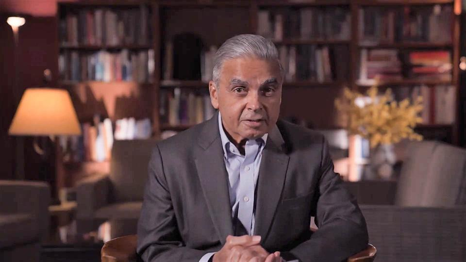 The Asian Peace Programme was mooted by Singapore's former diplomat and ARI Distinguished Fellow Kishore Mahbubani to spearhead policy research towards peace efforts in the region. Photo courtesy: NUS