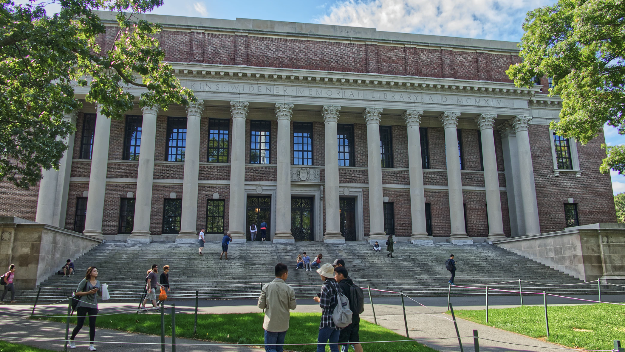Harvard University. Photo courtesy: Unsplash