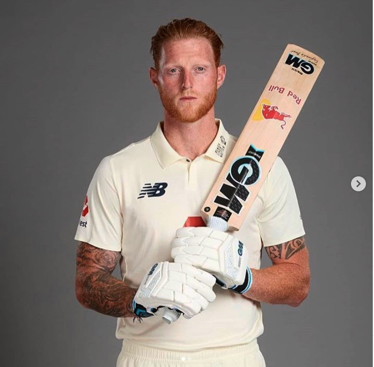 Photo Courtesy : Ben Stokes/Instagram