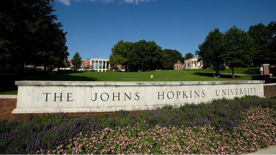 Photo courtesy: Facebook/The Johns Hopkins University