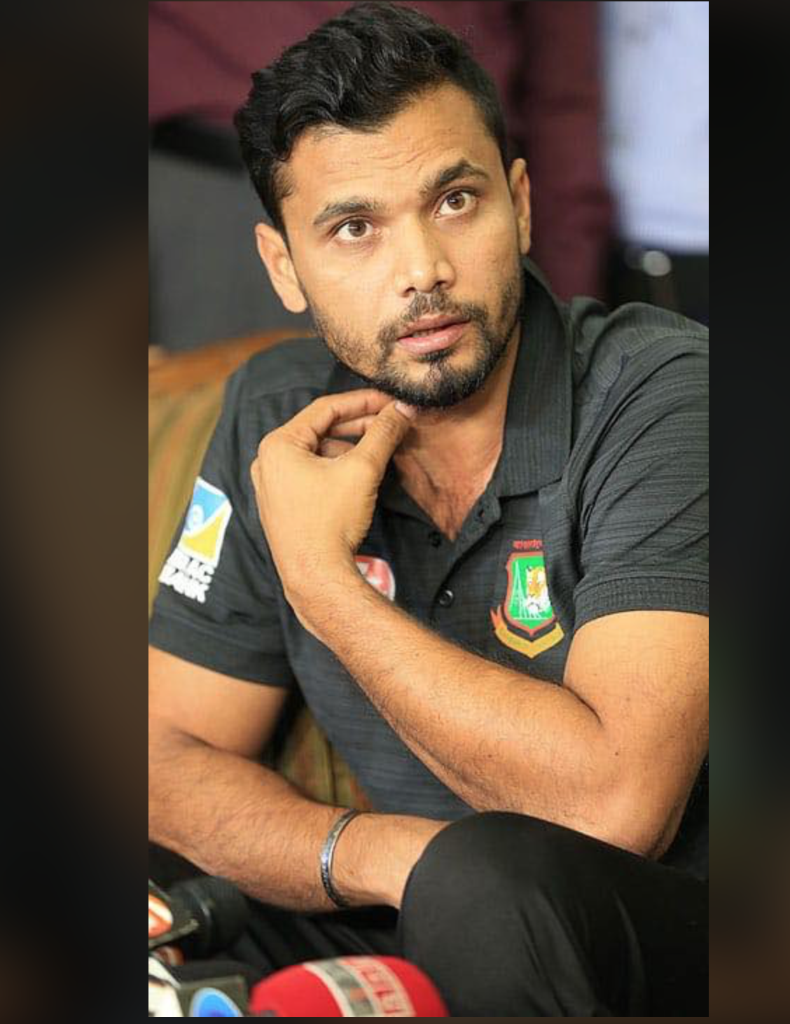 Photo Courtesy: Mashrafe Mortaza/Facebook