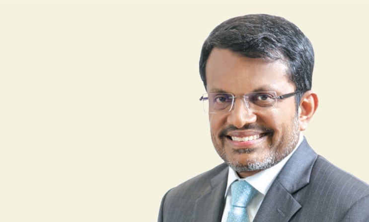 Ravi Menon, Managing Director of MAS. Photo courtesy: MAS