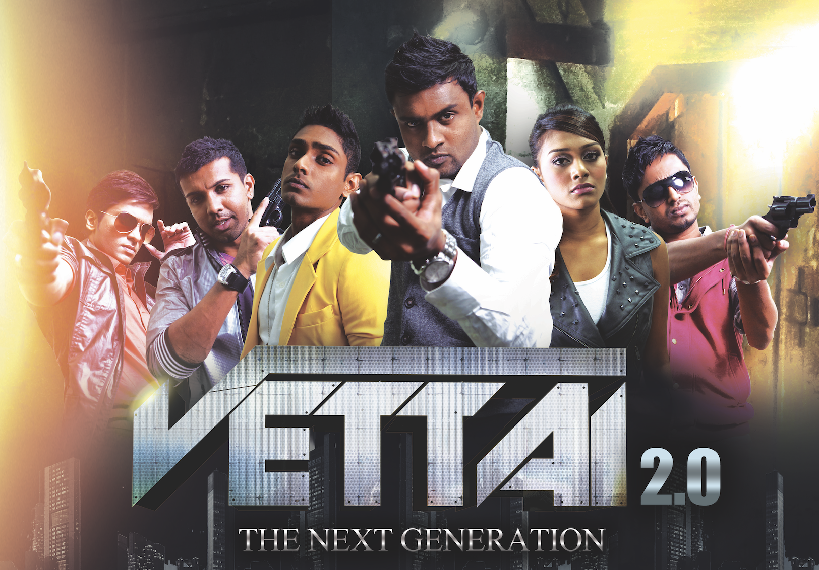 Vettai. Photo courtesy: Mediacorp
