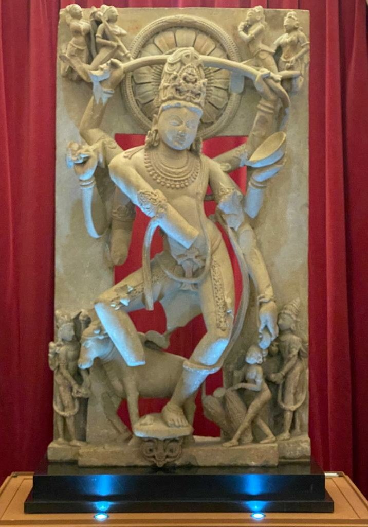 The Shiva statue is the latest in a string of priceless artefacts and antiquities taken from India which have been tracked and traced in operations carried out by the Indian government and its counterparts in the UK, USA, Australia, France and Germany.
