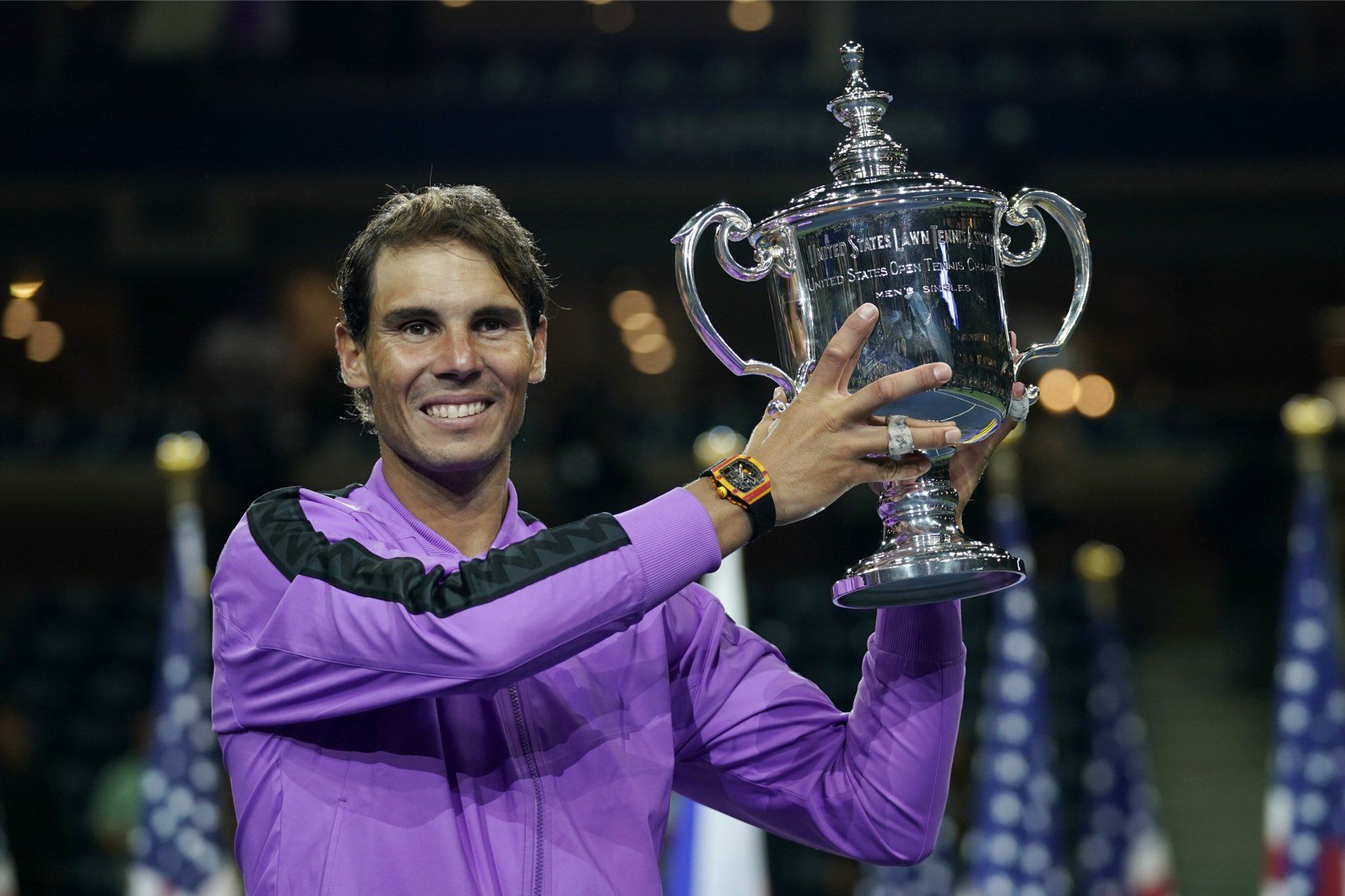 Photo courtesy: Twitter/@RafaelNadal