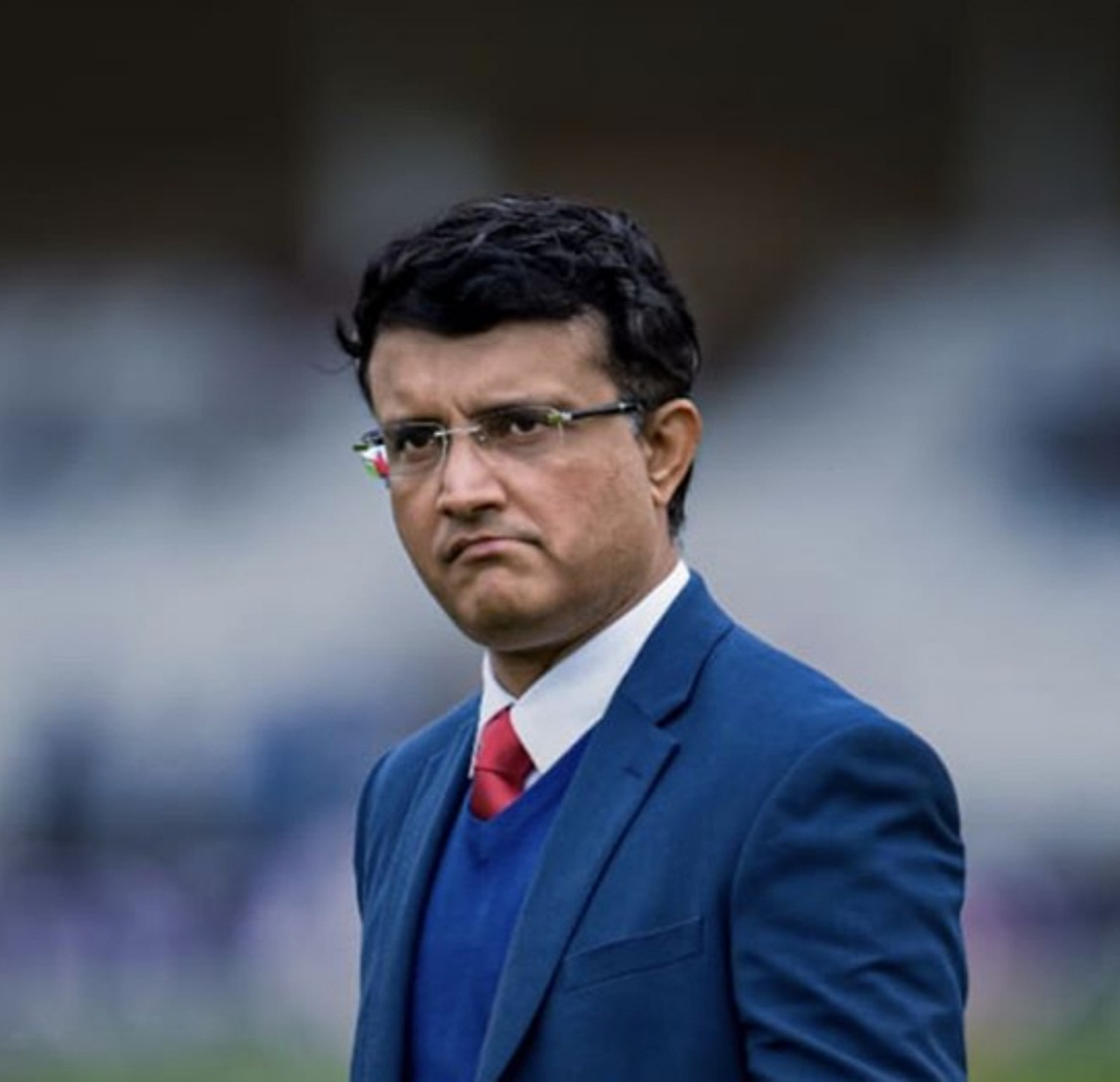 BCCI President Sourav Ganguly. Photo courtesy: Instagram/Sourav Ganguly
