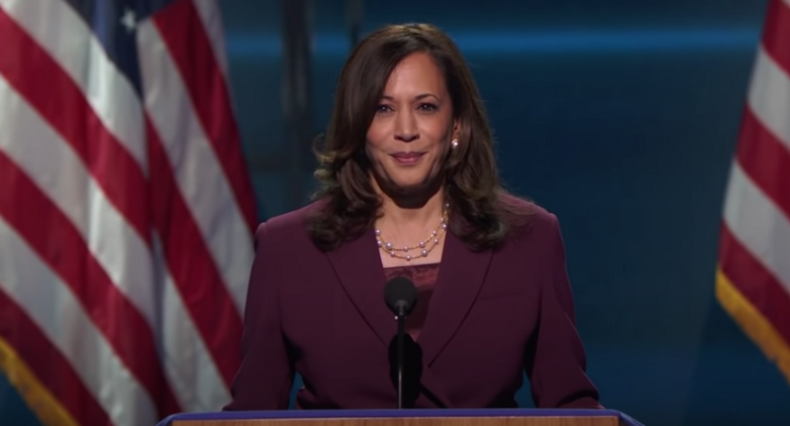 Harris has notched up several firsts in her role as vice-presidential candidate: the first woman, the first African-American woman, the first Indian-American and the first Asian-American.