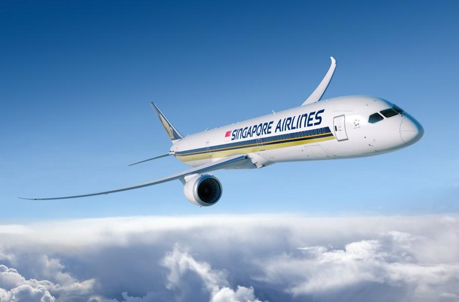 Photo courtesy: Singapore Airlines