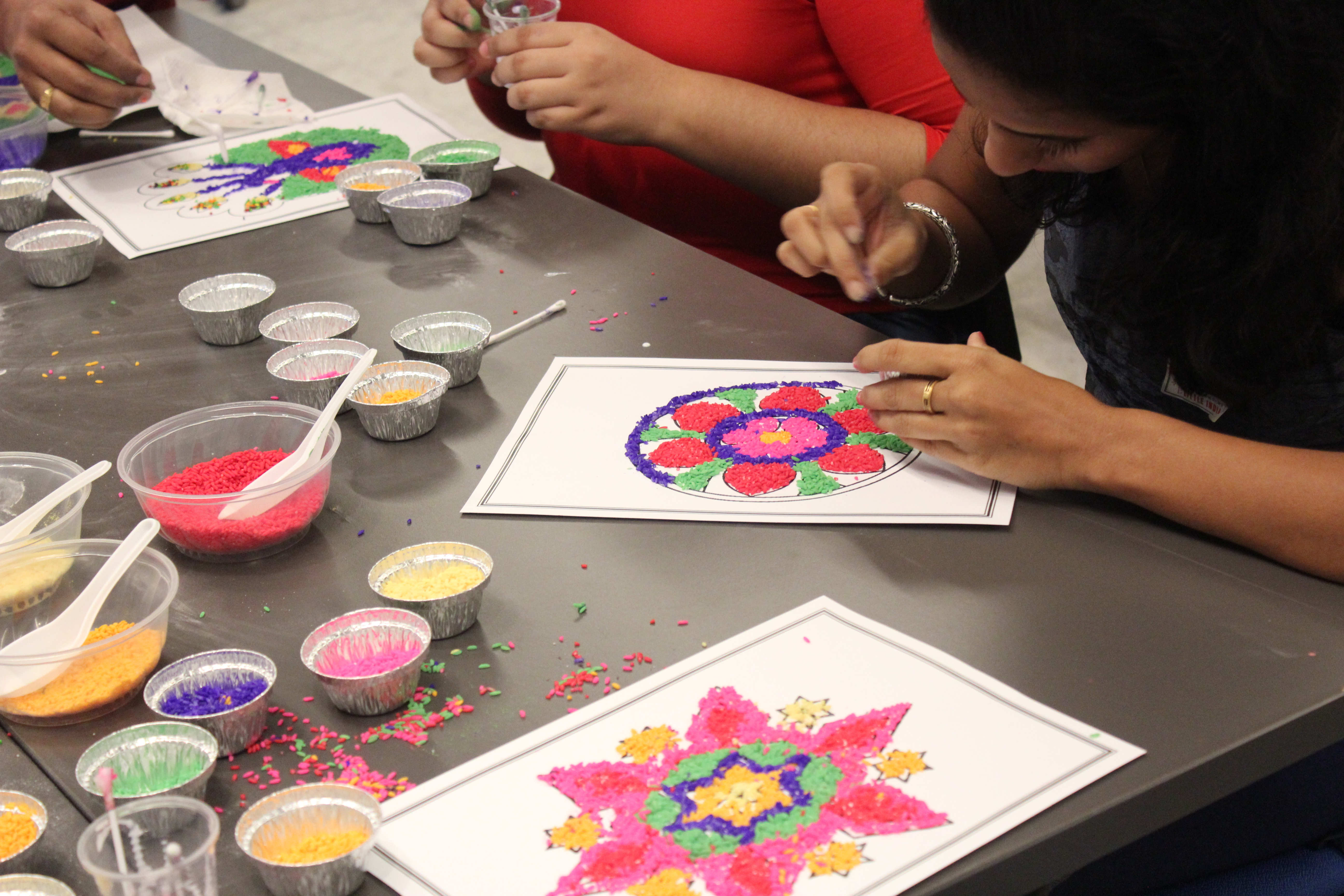 Families can look forward to activities and workshops for children! Photo Courtesy: IHC