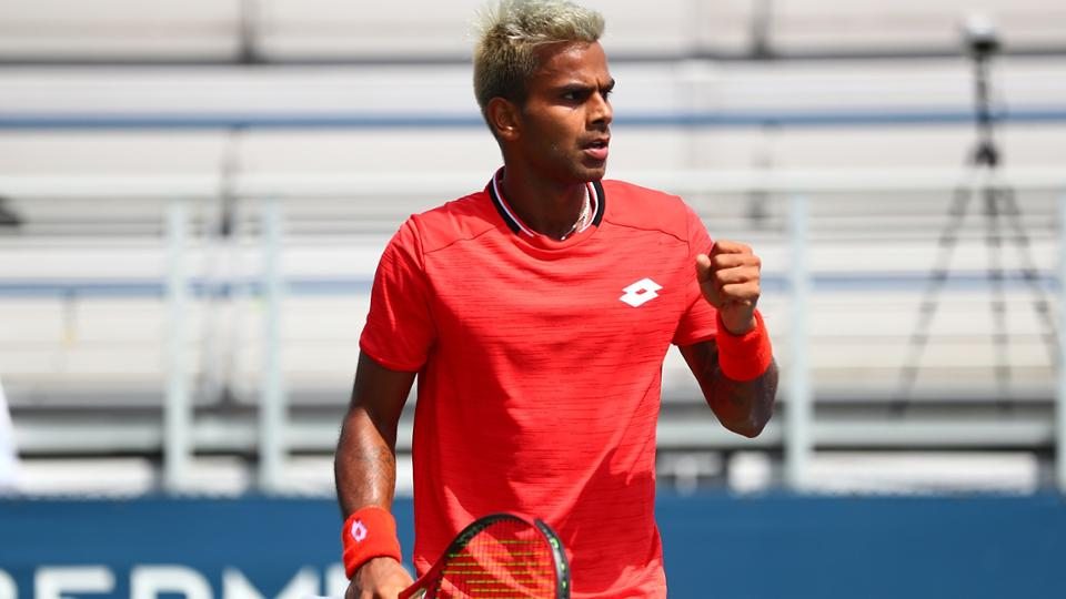 Nagal, who took a set off Roger Federer during a first-round defeat on his Grand Slam debut at Flushing Meadows last year, said he was excited by the prospect of locking horns with Australian Open finalist Thiem in Thursday's second round.