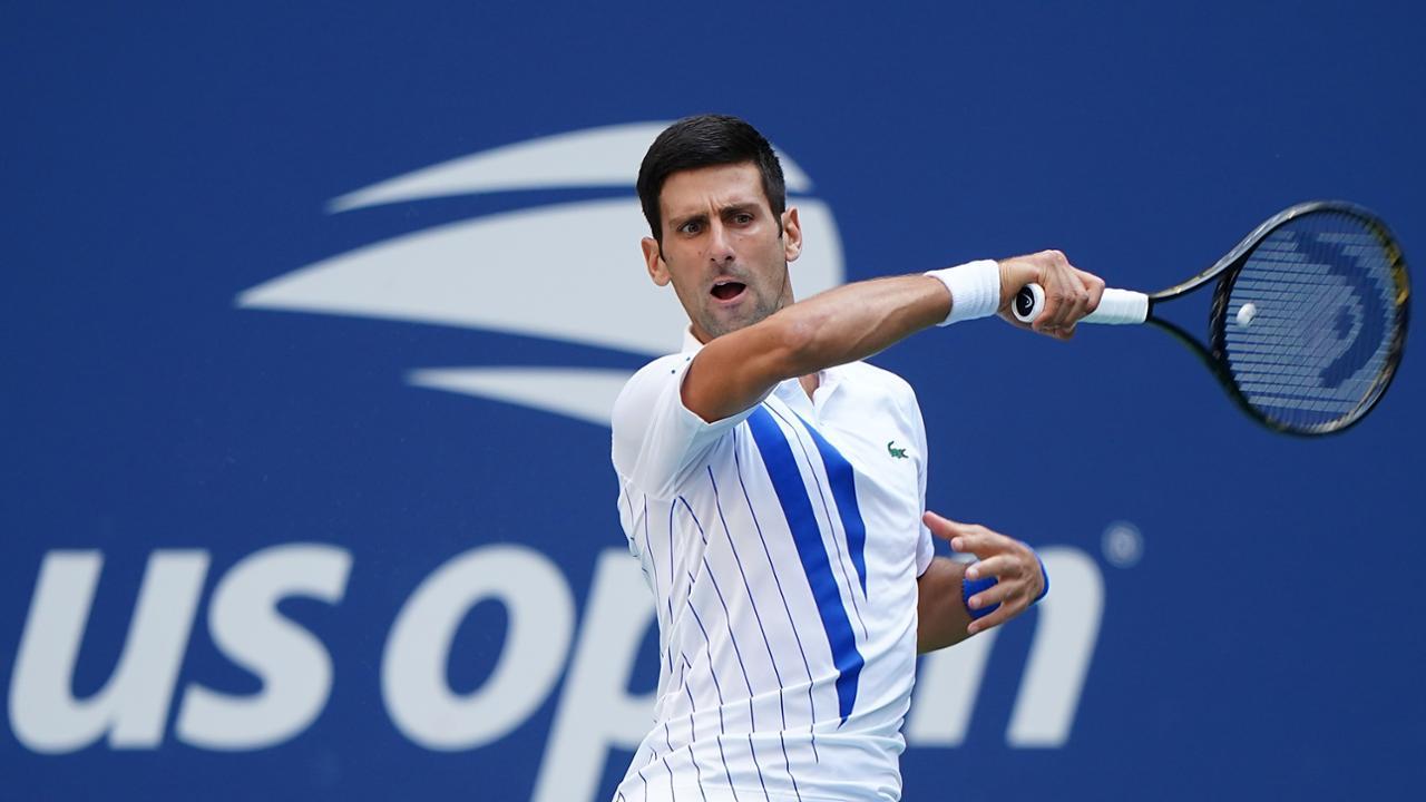 Djokovic declared he was
