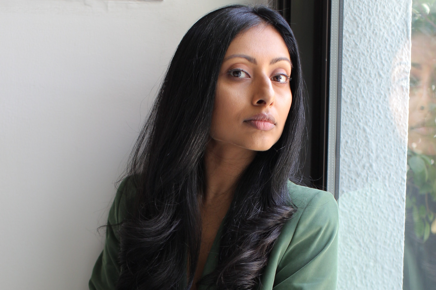 Avni Doshi, born in the US and now living in Dubai, has previously spoken about the long journey to her first novel, which was released in India last year as Girl in White Cotton and for its UK release in July.