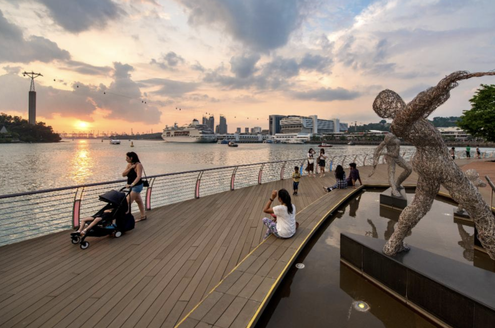The STB-Visa collaboration will on two strategic areas to revive the local tourism industry – joint research and analytics and marketing partnerships. Photo courtesy: Singapore Tourism Board