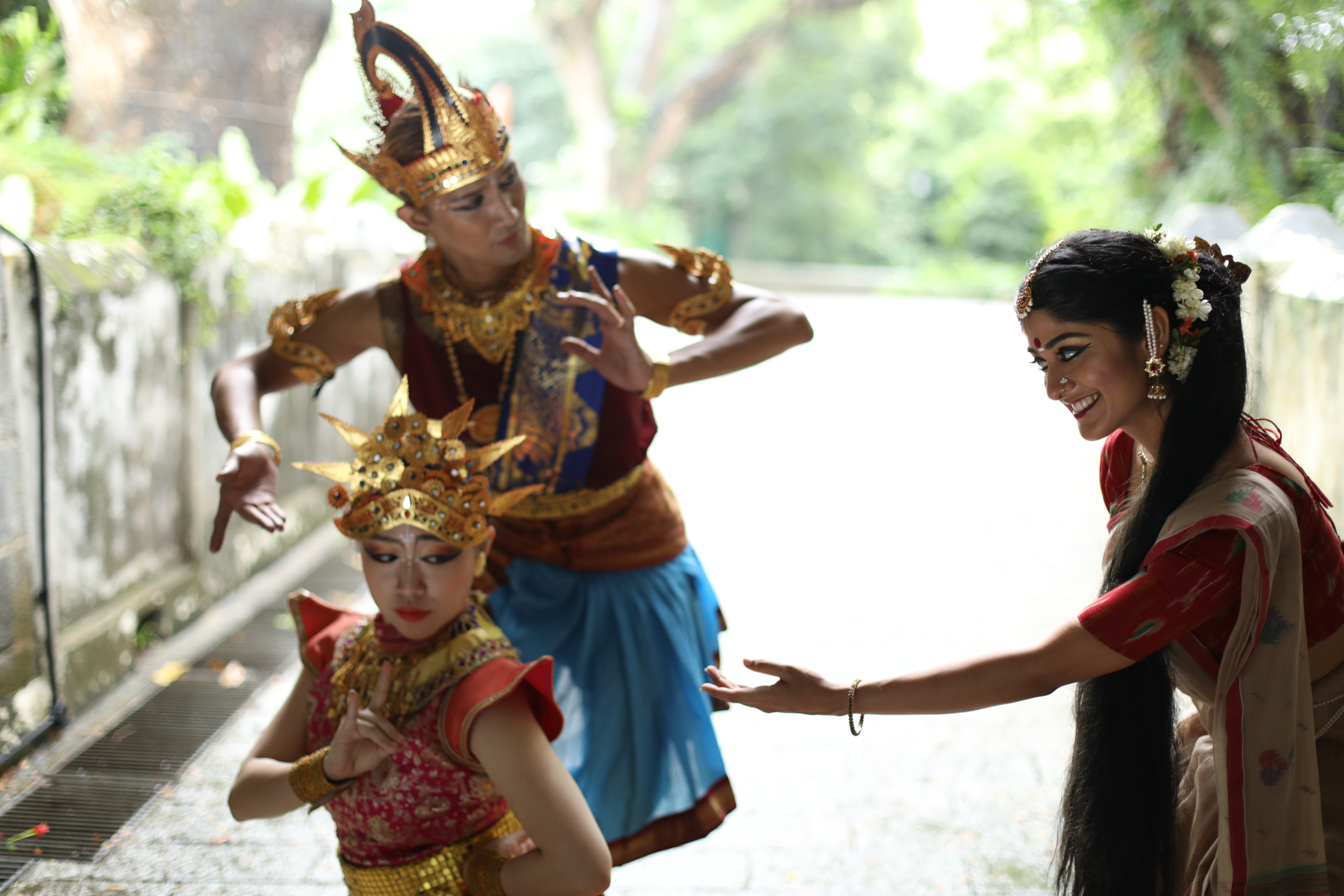 Maya Dance Theatre's 2-part dance drama series - Ramayana, The Journey Begins, Chapter 1 and Chapter 2 was premiered at the IHC CultureFest 2020. Photo Courtesy: MDT