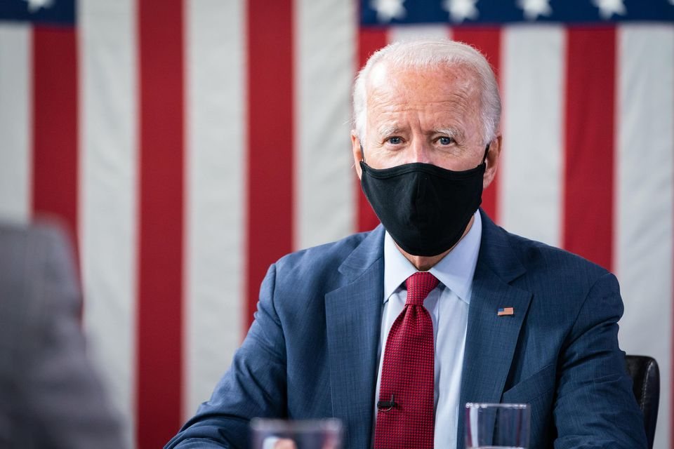 Photo courtesy: Facebook/Joe Biden