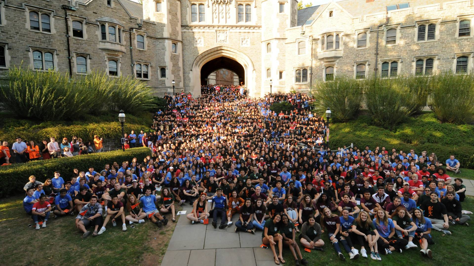 For the tenth straight year, Princeton tops the National University list
