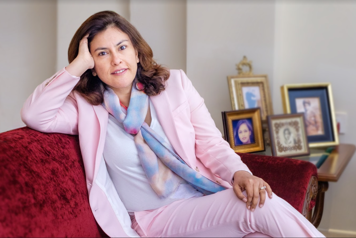 Anuradha Gupta, the Founder CEO of Vows for Eternity