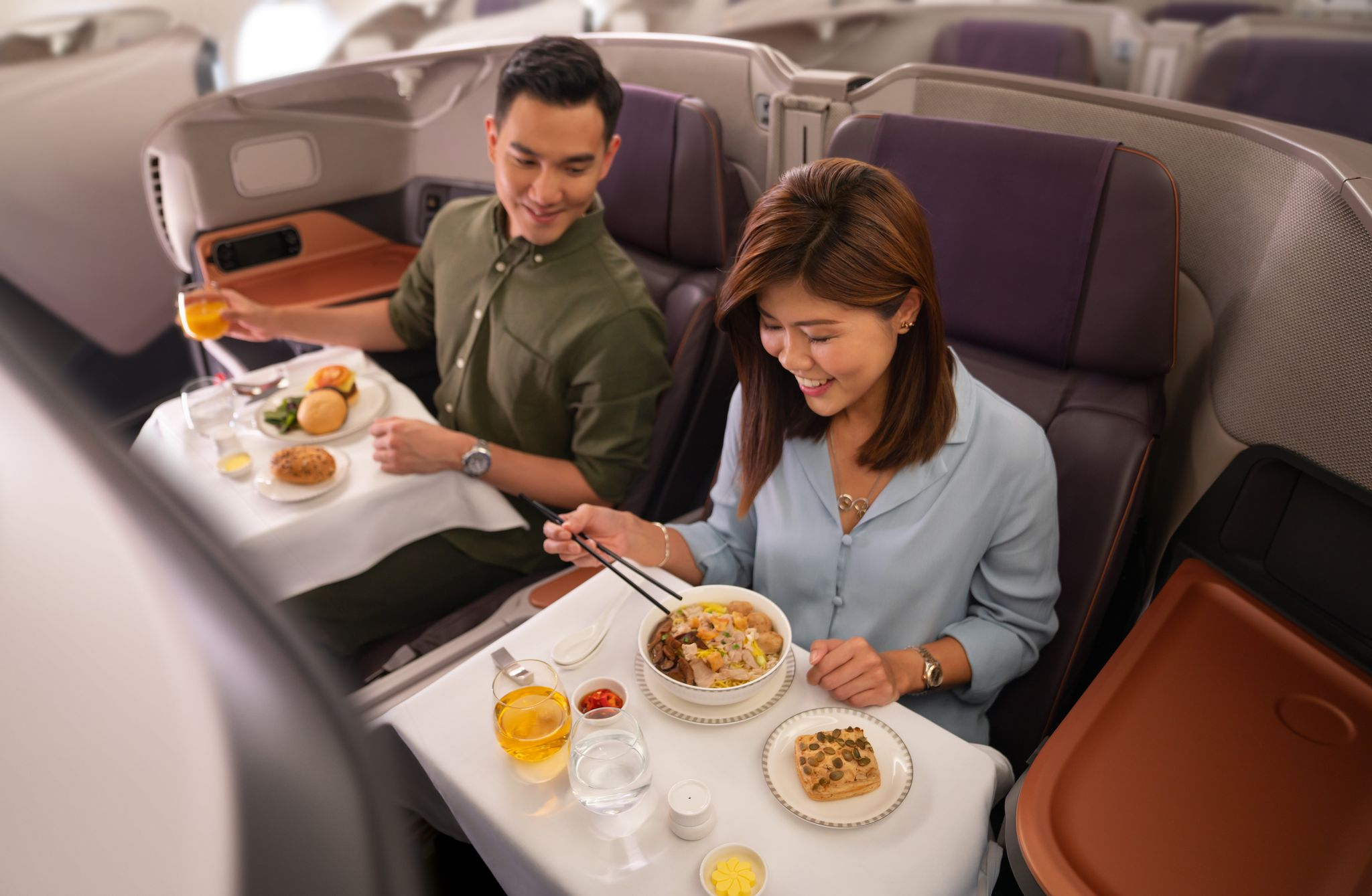 The Discover Your Singapore Airlines suite of experiences, comprising three exciting and all-new initiatives for customer in Singapore. Photo courtesy: SIA