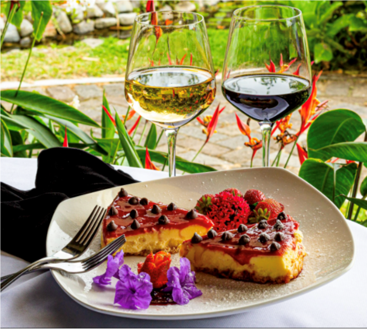 Learn how to pair French wines with Singaporean dessert at vOilah! France 2020. Photo courtesy: vOilah! France Singapore Festival 2020