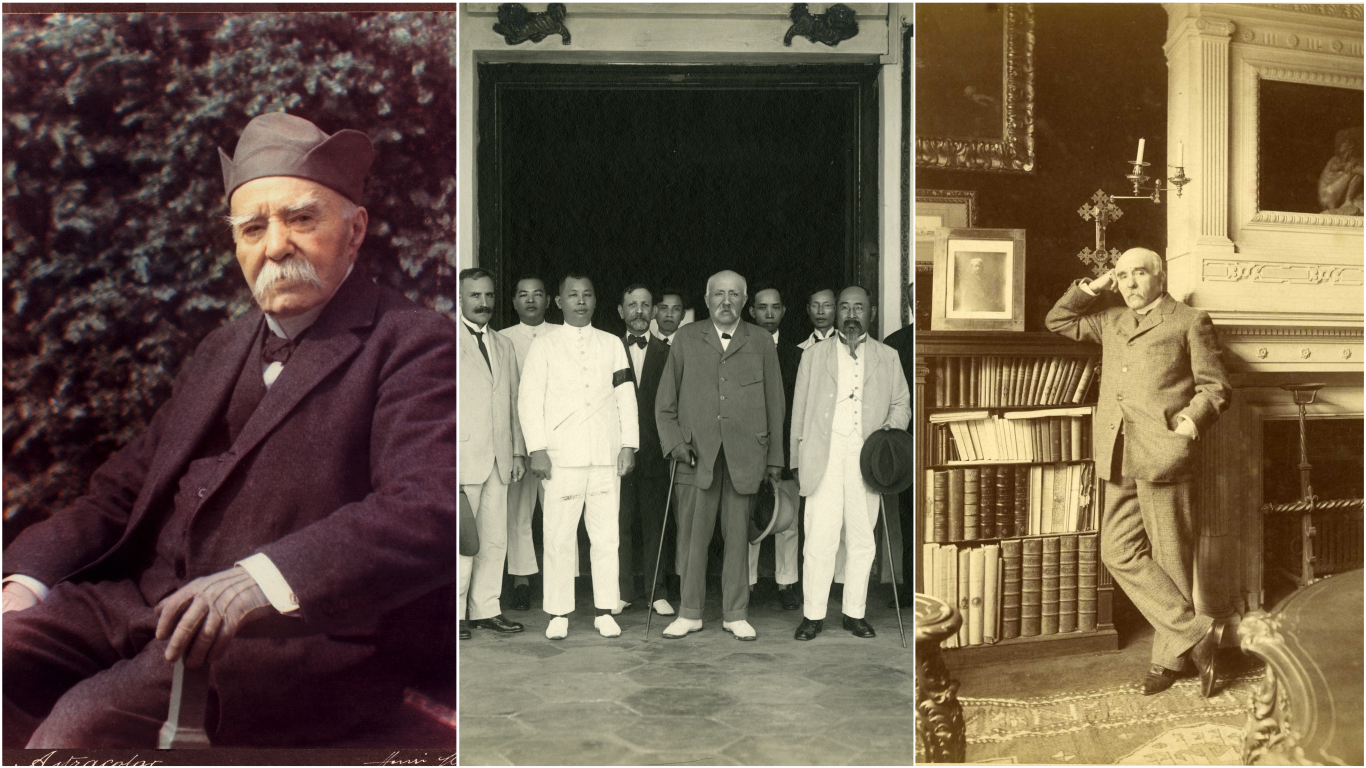 The festival will open with activities that commemorate the 100th anniversary of the visits by former French premier Georges Clemenceau to Singapore. Photos courtesy: vOilah! France Singapore Festival 2020