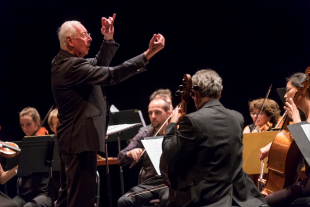 There will be presentation of the film William Christie, the Art of Giving, to commemorate the 40th anniversary of Les Arts Florissants, a world renowned ensemble. Photo courtesy: Les Arts Florissants