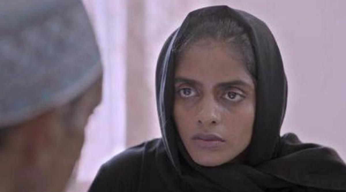 Best Female Actor Kani Kusruthi in Biryani. Photo Courtesy: Twitter