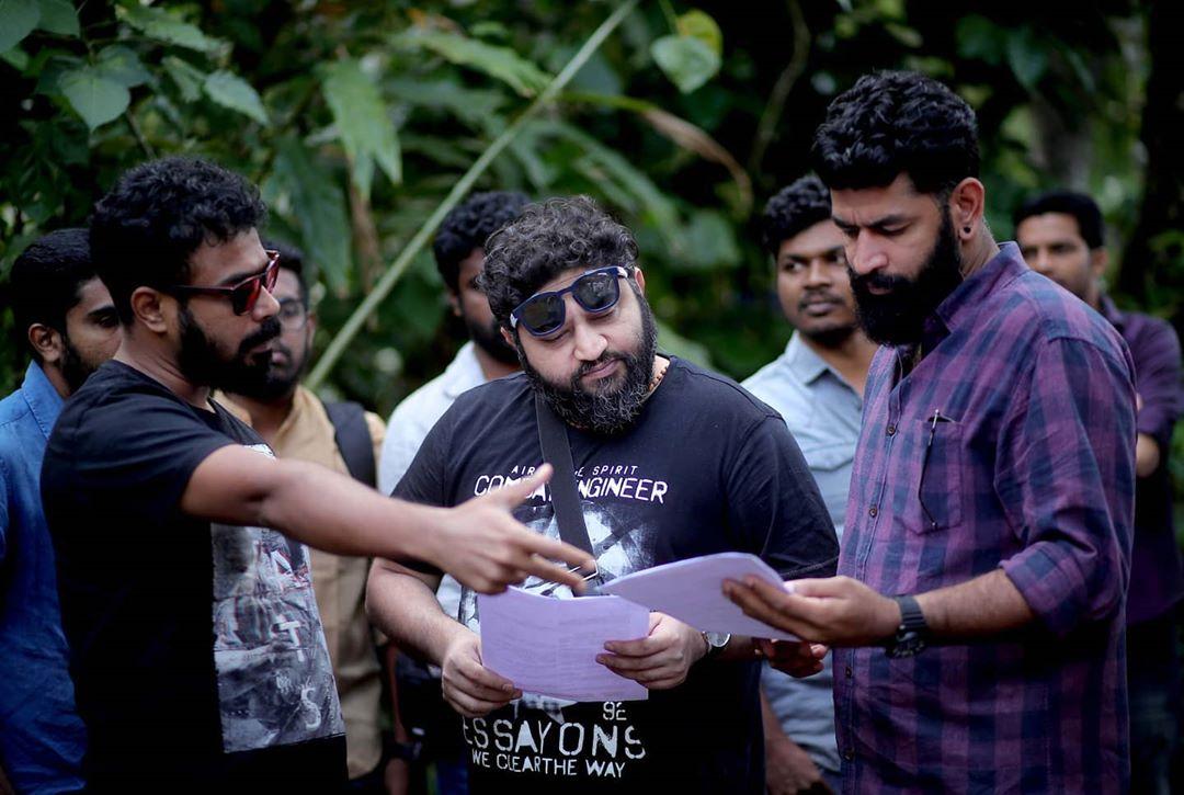 Best director went to Lijo Jose Pellissery, for the movie Jallikkattu. Photo Courtesy: Twitterr