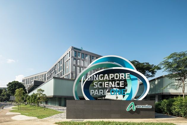 The Smart Urban Co-Innovation Lab is Southeast Asia's first industry-led lab for smart cities solutions. Photo courtesy: Singapore Science Park