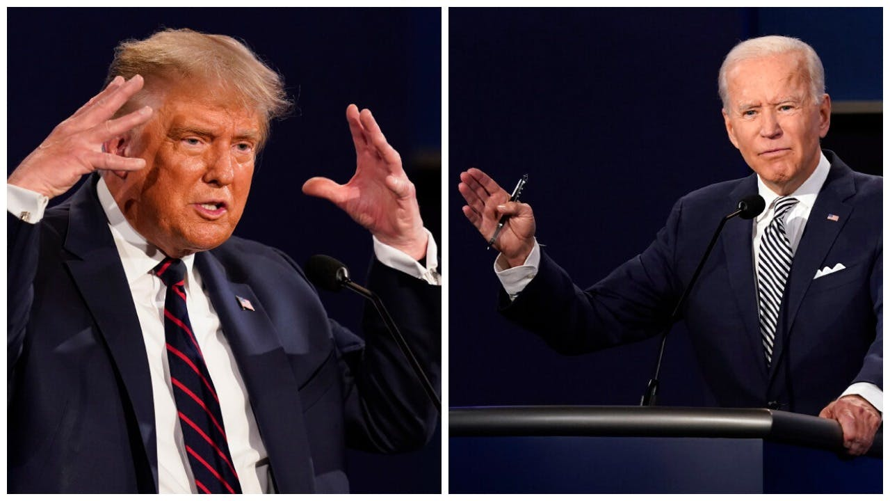 Counting is ongoing in North Carolina, Pennsylvania and Georgia, with Trump's election day lead shrinking in the latter two states. Biden is likely to win in Arizona and Nevada, stated pollsters.