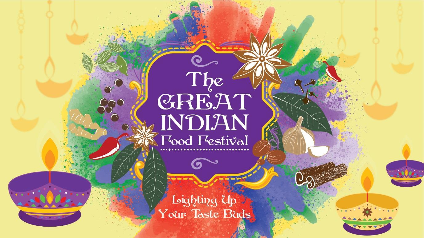 Photo courtesy: The Great Indian Food Festival
