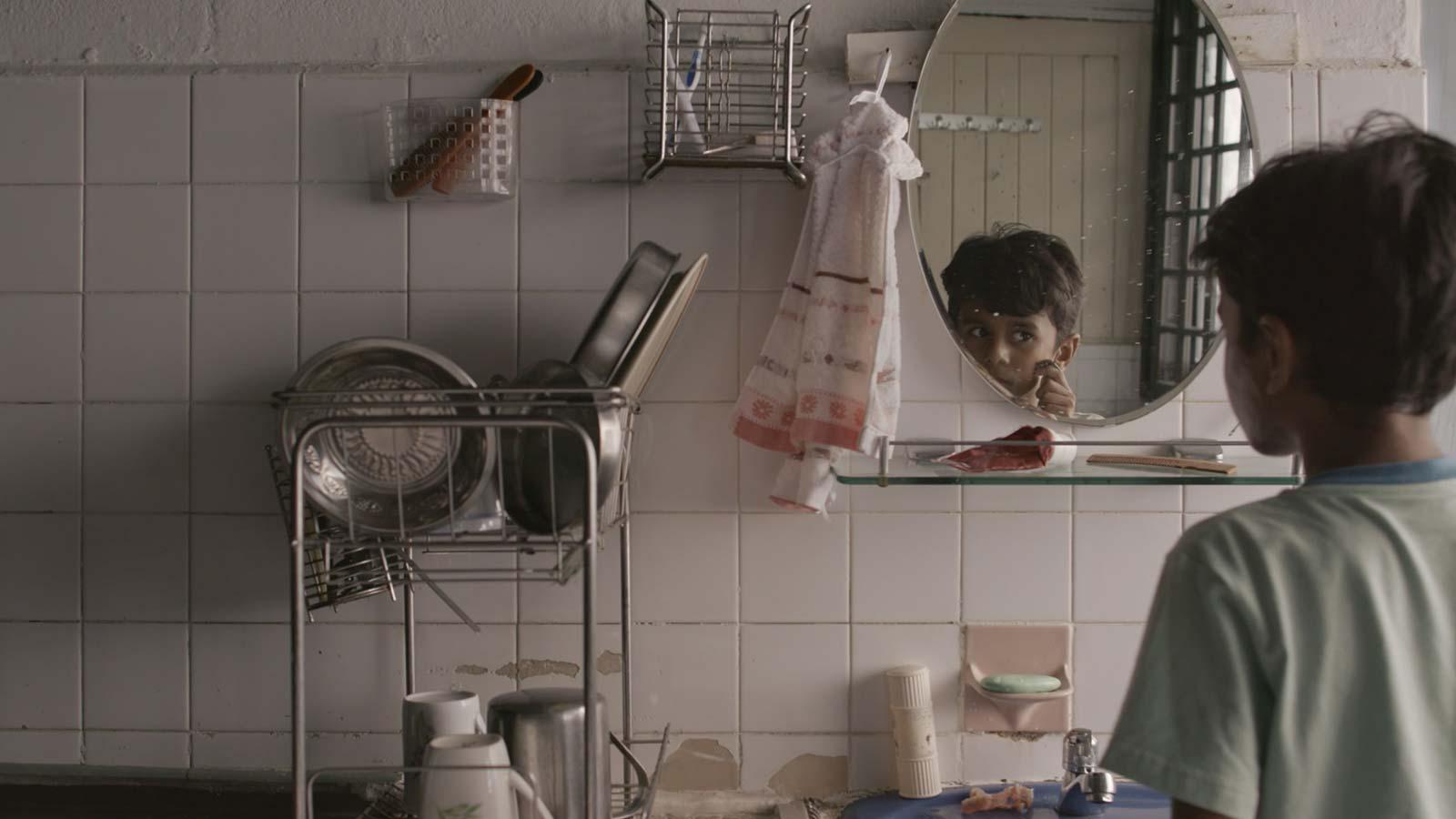 Tamil short film The Smell of Coffee by Nishok Nishok premiered at the International Short Film Festival Oberhausen. Photo courtesy: SGIFF