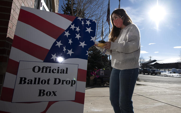 Around 20 lakh Indian American voters exercised their franchise in this year's election.