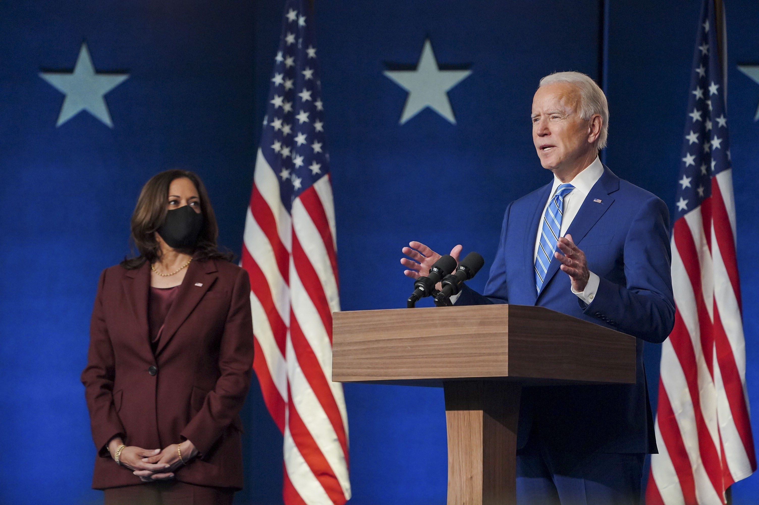 Indian-Americans have played a significant role in Biden's campaign, whether in providing financial assistance or as community organisers.