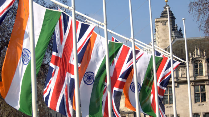 Overall, trade between the UK and India hit GBP 24 billion till March 2020, up by nearly 12 per cent in just one year.