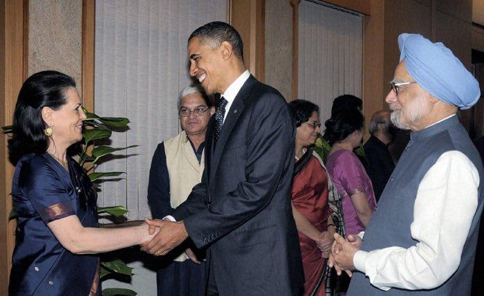Obama is also full of praise for former Prime Minister Dr Manmohan Singh