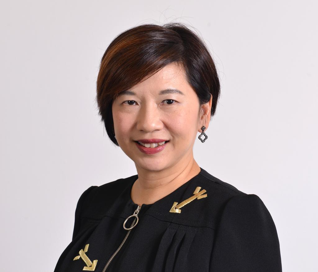 Tham Loke Kheng, CEO, Mediacorp. Photo courtesy: Mediacorp