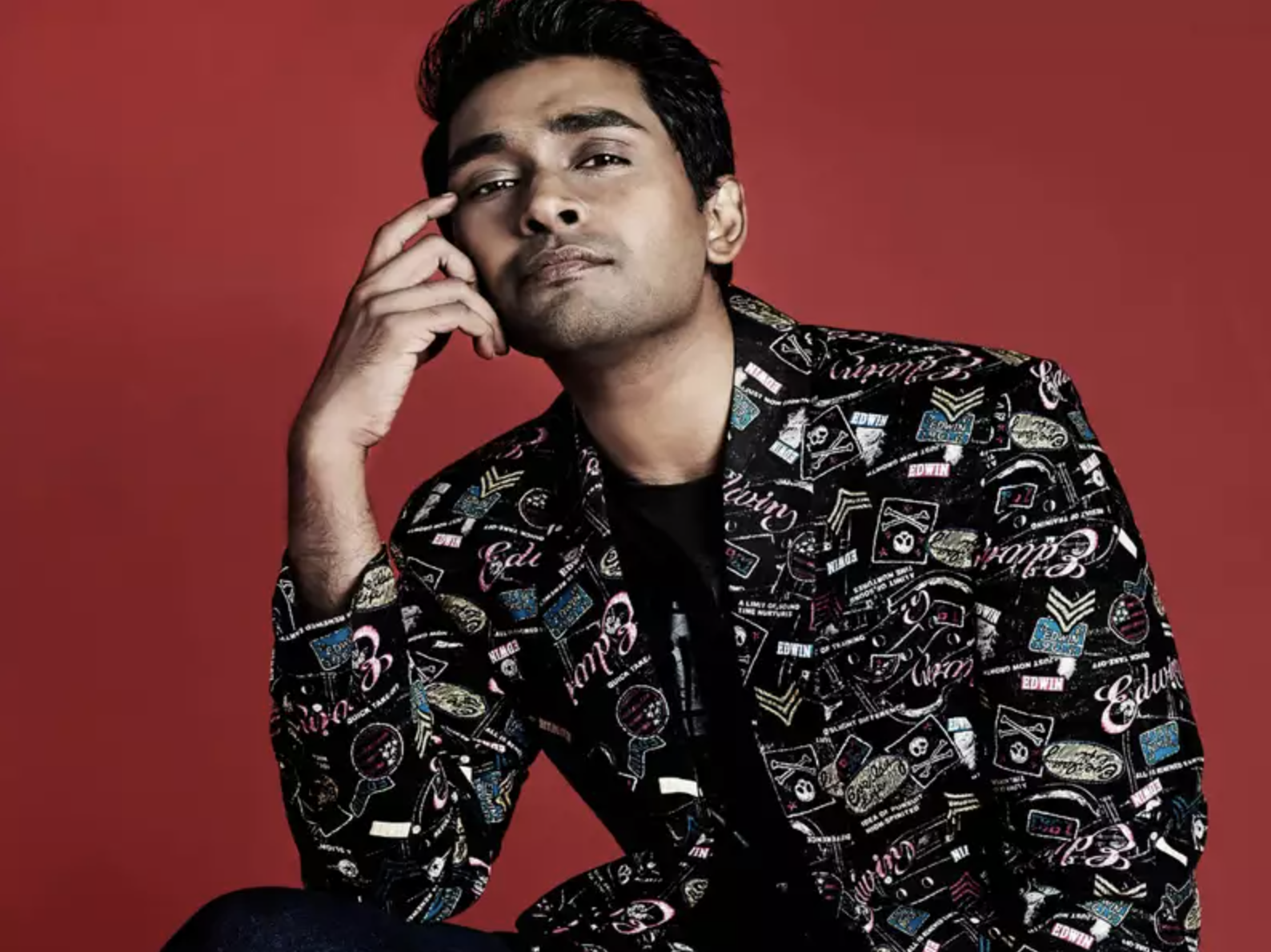 Mediacorp's all-new festive theme song will feature Vasantham Star 2005 champ and Kollywood music producer Shabir. Photo courtesy: Mediacorp