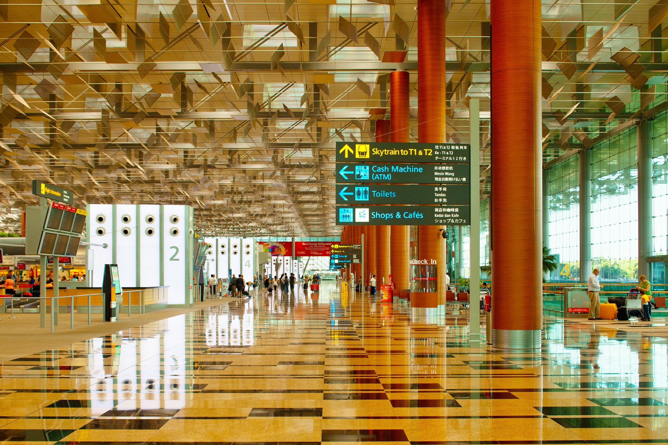The Singapore – Hong Kong Air Travel Bubble (ATB) will be postponed to next year. Photo courtesy: STB
