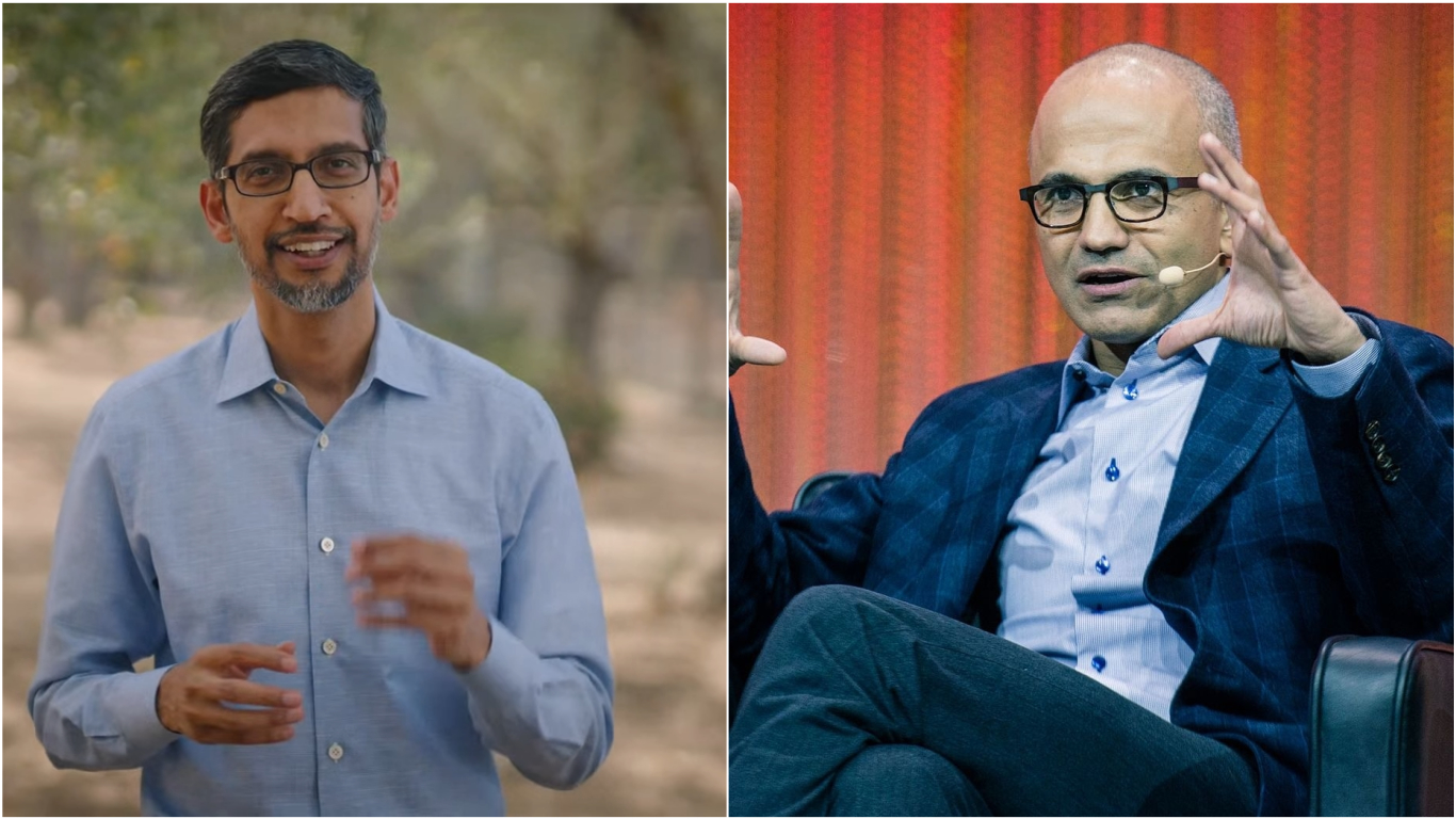Google Chief Executive Officer (CEO) Sundar Pichai and Microsoft CEO Satya Nadella are among key speakers at Singapore Fintech Festival 2020.