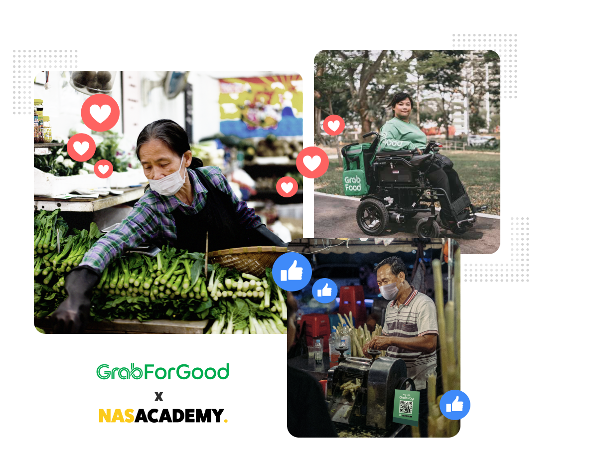 The GrabForGood x NAS Academy Creator Course aims to uncover stories of Southeast Asia. Photo courtesy: NAS Academy