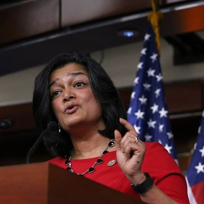Jayapal said she began quarantining immediately after the attack on the Capitol