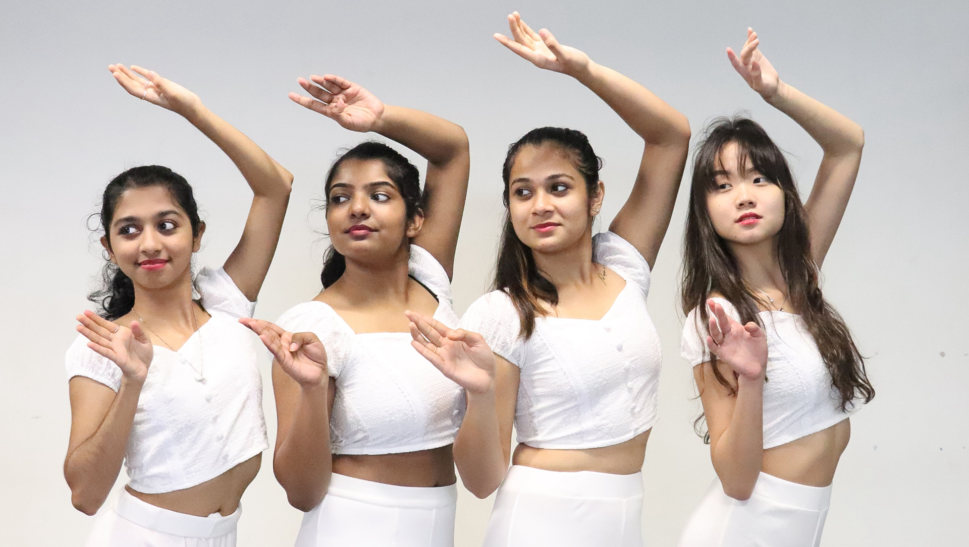 [Dance Performance] Nruthya mein Ekta (Unity in Dance) by LASALLE Diploma in Dance students. Photo Courtesy ARTWALK