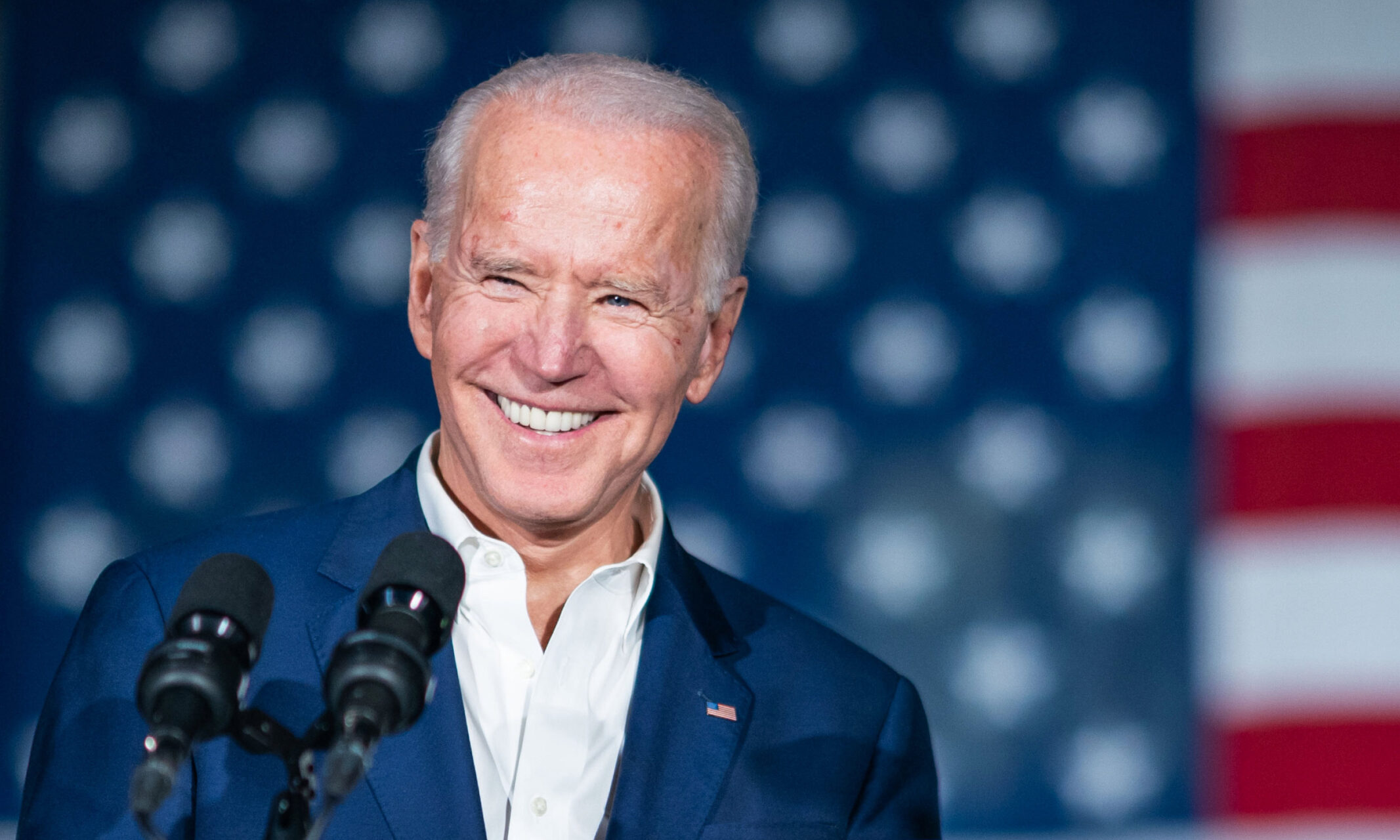 On January 20, Joe Biden was sworn in as the 46th President of the United States