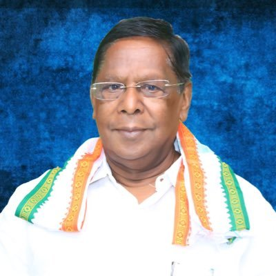 Puducherry CM V Narayansamy