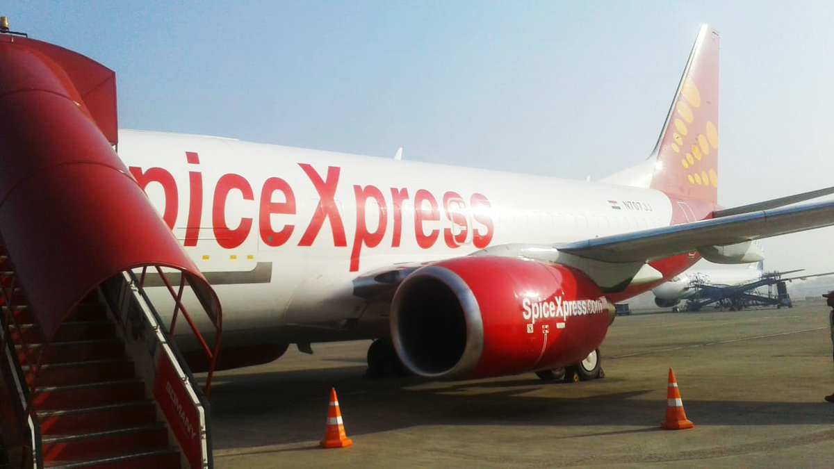 Changi Airport Group (CAG) has been engaging SpiceJet for several years to mount scheduled services to Singapore.