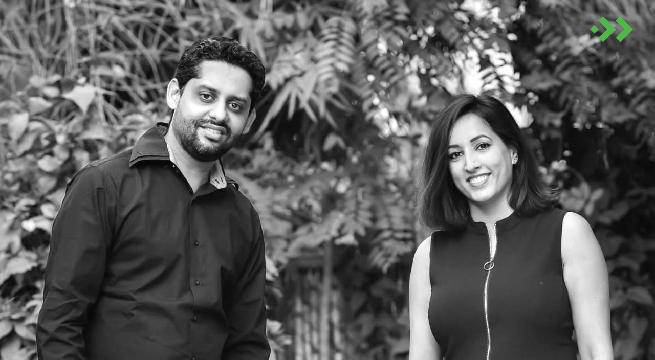 Kyt was founded in June 2020 by husband and wife duo Bhavik Rathod and Tripti Ahuja. Photo courtesy: Kyt